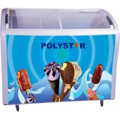 Polystar Showcase Freezer - PV-CSC400L