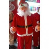 Velour Santa Suit (Big size)