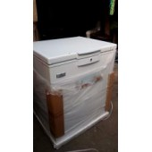 White Gold Chest Freezer