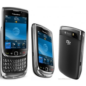 Blackberry Touch 9800