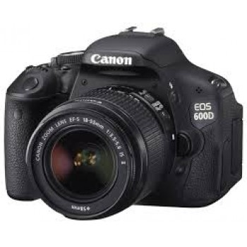 Canon 600D Video Camera