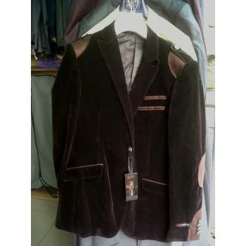 Kenneth Cole Men's Blazers/Jacket Maroon