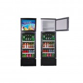 Polystar Showcase Fridge - PV-SC393TF