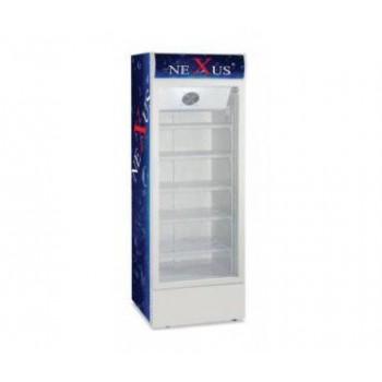 Nexus Upright Showcase Freezer NX-501 - 300Litres