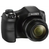 SONY DSC-H100 POINT & SHOOT CAMERA