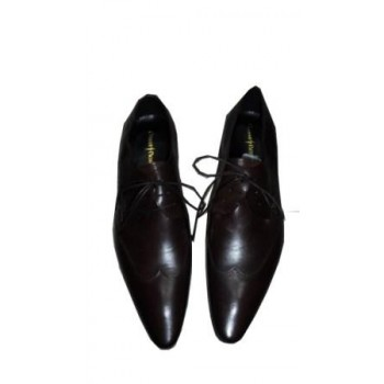 Cesare Paciotti Leather Shoe