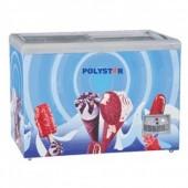 Polystar Showcase Freezer - PV-CSC455L