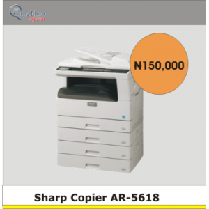 Quickbuy:sharp copier AR 5618