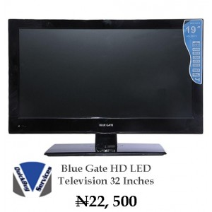 Quickbuy: Blue Gate HD LED TV 19""
