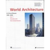World Architecture:  A Critical Mosaic  1900-2000: by  Kenneth Frampton