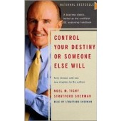 Control Your Destiny or Someone Else Will (Audiobooks) by Noel M. Tichy, Stratford Sherman