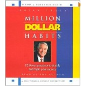 Million Dollar Habits [Abridged, Audiobook] [Audio CD] by Brian Tracy