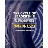 The Cycle of Leadership CD (Audio Book) by Noel M. Tichy, Nancy Cardwell