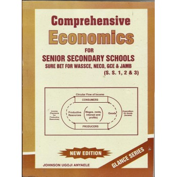 Comprehensive Economics For Senior Secondary Schools