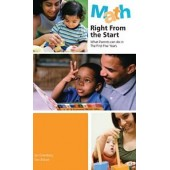 Math Right From the Start: What Parents Can Do in the First Five Years
