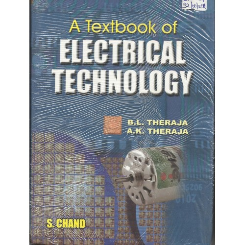 Bl Theraja Electrical Book