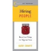 Hiring People: Recruit and Keep the Brightest Stars by Kathy Shwiff