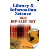 Library and Information Science UGC JFR-SLET-NET by  T. Saravanan