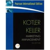 Marketing Management (12th Edition) by Philip Kotler & Kevin Lane Keller
