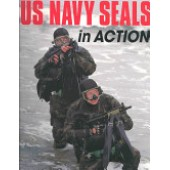 US Navy SEALs in Action by Hans Halberstadt