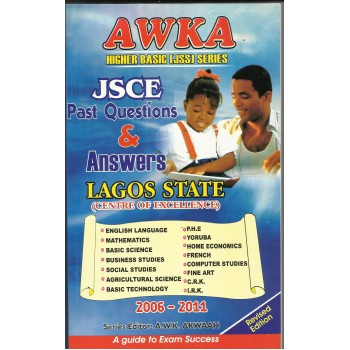 Past Questions and Answers for Junior Secondary Schools