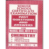 SSCE Past Questions and answers on Chemistry
